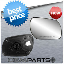 NEW PASSENGER'S RH SIDE MIRROR REPLACEMENT GLASS W BACKING MOUNT PLATE MAZDA 6 3