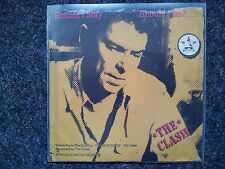 The Clash - Should I stay or shoud I go US 7'' Single MIT COVER