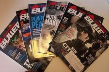 The Red Bulletin Magazine 6 Issue Lot Beyond The Ordinary