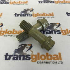 Land Rover Defender Metric Coarse Brake Caliper Bolt x2 - Bearmach - AFU1031