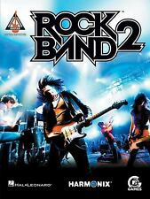 Rock Band 2 Guitar Recorded Versions by Hal Leonard Corp.