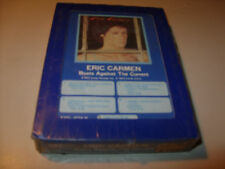 "Rare 8 Track Tape Sealed & Never Open""BOATS AGAINST THE CURRENT"" by Eric Carmen"