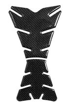 MOTORCYCLE GAS FUEL OIL TANK PAD PROTECTOR STICKER  REAL CARBON FIBER TNKP-6