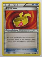 Muscle Band - 121/146 XY Base Set - Pokemon Trainer Card
