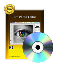 Beginner to professional GIMP Photo Editor application, Photoshop compatible CD