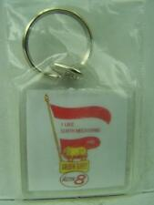 Key ring South Melbourne Football Club and Golden Fleece Activ8      607