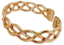SALE Womens Solid Copper Magnetic Cuff Bracelet Fran Small Gift Box