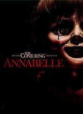 Annabelle (DVD, 2015) BEFORE THE CONJURING THERE WAS ANNABELLE