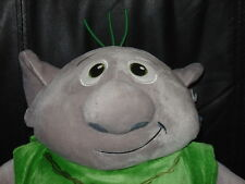 "Frozen Troll Disney Store Original Reversible Rock 10.5"" Plush Soft Toy New"