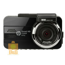 "NEW BOXED HP F890G HD1440P 3.0""LCD CAR CAMCORDER + FRONT REAR GPS DUAL DVR RC2"