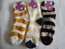 3 PAIRS/LOT: NWT KIDS GIRL WARM WINTER SOCKS SIZE 4 & UP, 3 COLORS FASHION