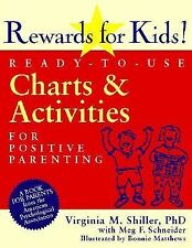 Rewards for Kids-Ready-to-Use Charts & Activities for Positive Parenting-
