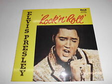 LP  Rock 'n' Roll von ELVIS PRESLEY