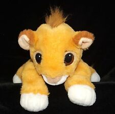 Mattel Floppy Simba Baby Cub The Lion King Disney Authentic Plush Stuffed 1993