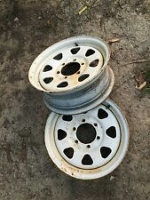 Nissan 4wd Rims X 2,16 X 6 JJ Located Wyee, 2259 ,NSW