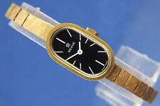 Vintage Vulcain Revue Mechanical Ladies Bracelet Watch NOS 1970s New Old Stock