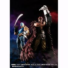 One Piece POP Limited Edition Eustass Captain Kid &  Killer  Figure MegaHouse