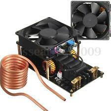 ZVS Induction Heating Machine Cooling Fan PCB Copper Tube 12-36V 1000W 20A New