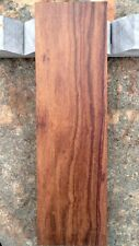 Granadillo Thin Lumber/Inlay Project Wood; 12.437 x 3.640 x .610 in.