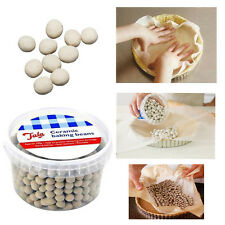 700g Washable Ceramic Blind Baking Beans TALA Quality Pastry Pie Peas Beads Box