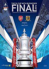 FA CUP FINAL 2014: Hull City v Arsenal