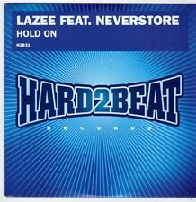(FI451) Lazee ft Neverstore, Hold On - 2009 DJ CD