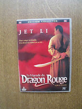 LA LEGENDE DU DRAGON ROUGE JET LI EDITION COLLECTOR