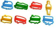 New Lot 8 Thomas Percy James Train cookie cutter Gift Party Playdoh Wholesale