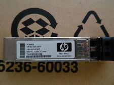 5X HP A7446B 4GB SW ShortWave Single Pack SFP Transceiver 405287-001 New!