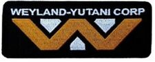 The Alien Aliens Weyland Yutani Corporation LOGO  Patch Badge Iron on