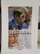 FRANCE 2016, timbre AUTOADHESIF, ART TABLEAU GAUGUIN, PAINTING MNH STAMP