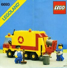 NEW Lego Classic Town 6693 Refuse Collection Truck  New  SEALED LEGOLAND