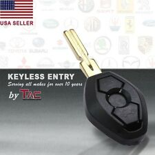 315MH Replacement Remote Key Fob Chip Notch For 3 5 7 Series E38 E39 E46