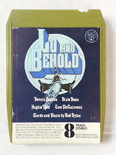 8 track stereo tape cartridge Lo and Behold