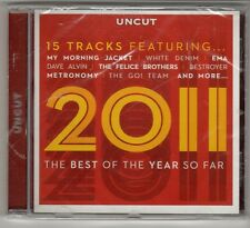 (GQ34) Best of the Year, 15 tracks various artists - 2011 - Sealed Uncut CD