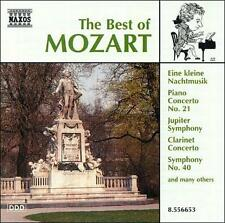 The Best of Mozart, New Music