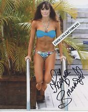 "KARINA SMIRNOFF ""DANCING WITH THE STARS"" HAND SIGNED 8X10 COLOR PHOTO ""PROOF"""