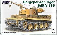 AMC Models Bergepanzer Tiger SdKfz 185 in 1/72 101 ST