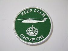 USMC PATCH - HMH-461 HELICOPTER SQUADRON - KEEP CALM