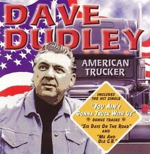 Dave Dudley- American Trucker (MME 700312 NEW CD)