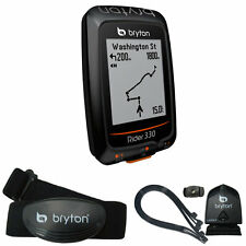 Bryton Rider 330T GPS Cycling Computer w/ Cadence & Heart Rate