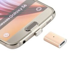 Micro USB Magnetic Charger Adapter For Android HTC ZTE Galaxy S7 S6 Edge LG etc