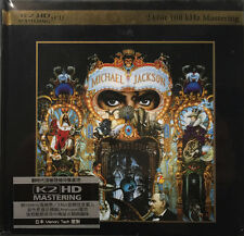 Michael Jackson ‎– Dangerous (JAPAN CD + OBI) K2 HD Sealed