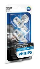 2x Philips 6000K W16W T16 579 904 906 916 917 920 922 LED Light Bulb Xenon White