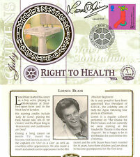 6 JULY 1999 CITIZENS TALE BENHAM BS 26 FDC SIGNED BY DANCER LIONEL BLAIR