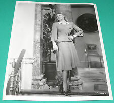 Ginger Rogers 1939 Original MIEHLE Hollywood stamp Photograph Hugh Pickett 1715A