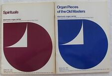 3 Electronic Organ Series for All Organs Opera, Spirituals & Old Masters