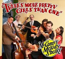 There's More Pretty Girls Than One! [Digipak] by McCamy's Melody Sheiks (CD,...
