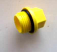 IMPERIAL DRAIN PLUG FOR CARVER CASCADE 2 MK2  WATER HEATER