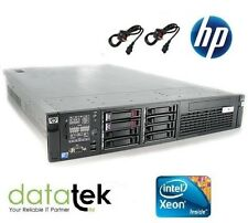 HP PROLIANT DL380 G7 2U RACK SERVER 2x E5645, 24GB, P410i/256MB, 8x 146GB HDD